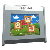 Kinderterminal Magic Wall 17'' Edelstahl