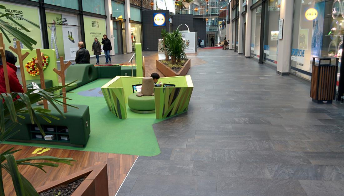 Kids Playzone at Ruhrpark Bochum