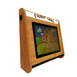 touch screen for children Magic Wall 19 gold-craft-oak