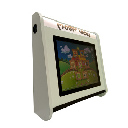 educational touch screen Magic Wall 19 mint